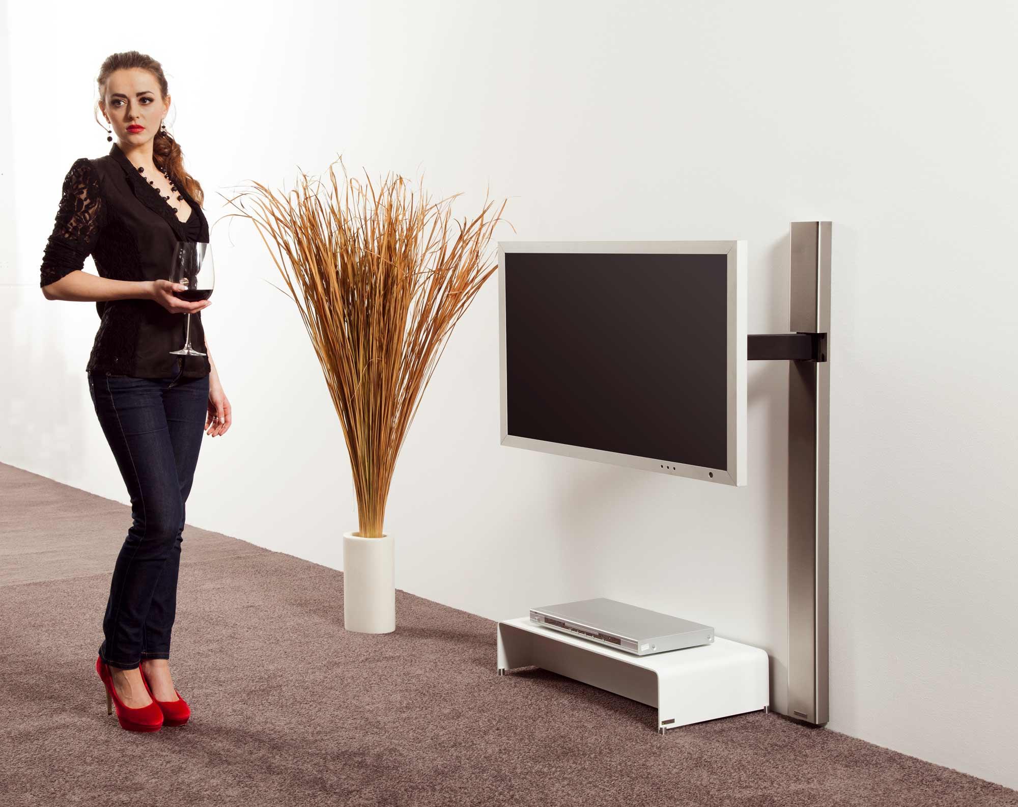 Wissmann Tv Halter Von Ihrem Spezialist Design Objekte